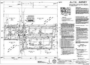 A.L.T.A. Survey Map