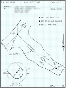 Centerline Tie Note
