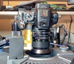 Better Lenses for a GH2 and F&V R-300 Ring Light