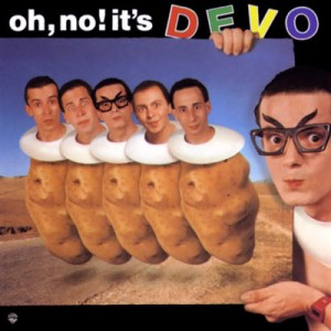Oh, No! It's DEVO = Production Perfection