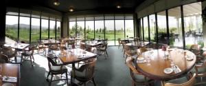 Cascades Grill Restaurant View