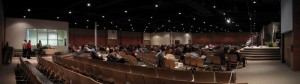 Antelope Valley Church Auditorium