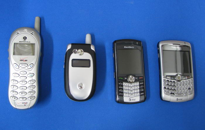 My Cellular Phone History » Tranquility Computers