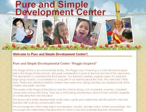 Pure and Simple Development Center